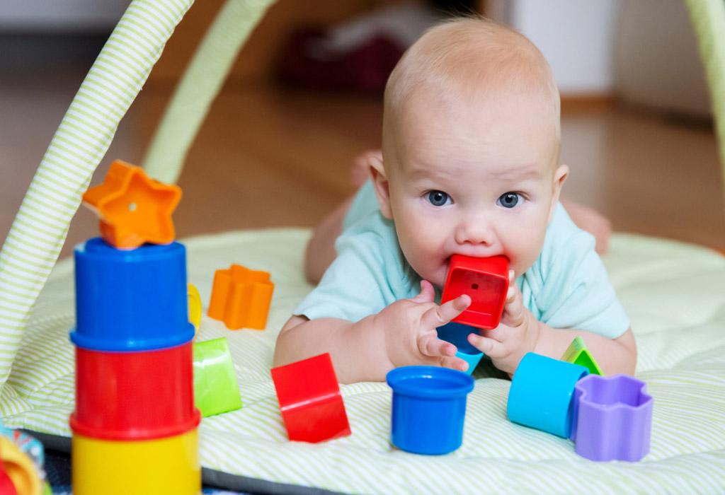 4 načina za interaktivu igru s bebom